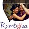 Логотип Rumbosa / Танцы в Саратове: сальса, бачата