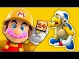 GETTING SALTY Mario Maker #24