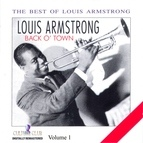 Louis Armstrong альбом Best of Louis Armstrong Vol. 1