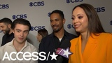 'Happy Together' Stars On Their CBS Comedy Felix Mallard On If His Character Is Like Harry Styles