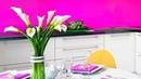 💗 Маленькая кухня - дизайн кухни 5 - 6 кв. м. основные идеи в хрущевке и брежневке
