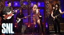Mark Ronson and Miley Cyrus ft Sean Ono Lennon Happy Xmas War Is Over Live SNL