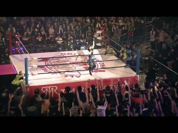 LIVE REVOLUTION '12 -Strikes Back X- -前半LIVE-【T.M.R×全日本プロレス】