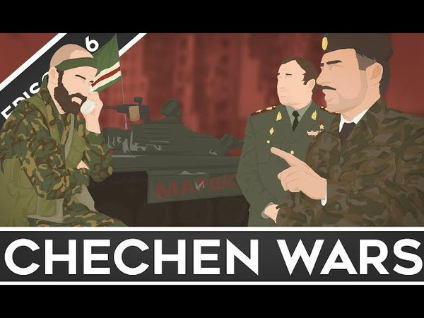 Feature History - Chechen Wars (1/2)