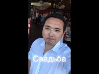 Свадьба Владимир и Светлана 30.07.2018
