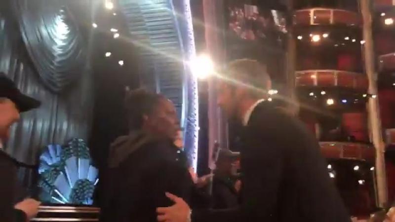My reaction if I met Ryan Gosling — Oscar 2017 ( Моя реакция на Райана Гослинга)