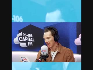 """Benedict's dramatic reading of Little Mix's """"Woman Like Me"""""""