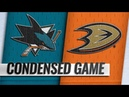 San Jose Sharks vs Anaheim Ducks Sep 20 2018 Preseason Game Highlights