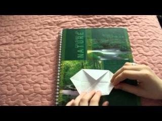 Урок-помощь от RainbowFox.Как сделать коробочку (оригами)?