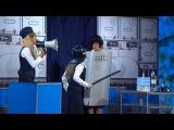 Камеди Вумен/Comedy Woman. Екатерина Варнава, Мария Кравченко, Полина Сибагатуллина - Стюардесса на рейсе Москва - Анталия