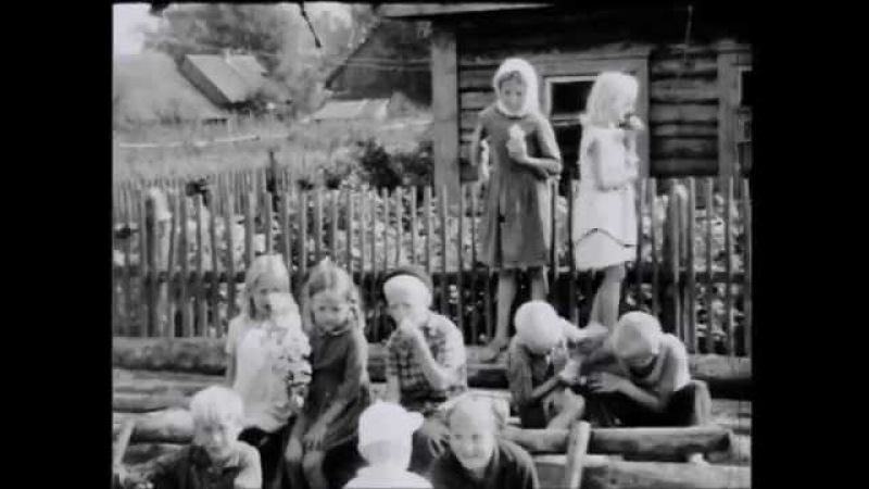 Saapru kylä Dokumentti elokuva inkeri kylässä vuosina 1967 69