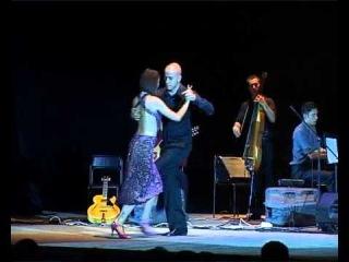 Tango d'Amore Odessa 2010 - Alper Ergökmen and Selen Sürek -