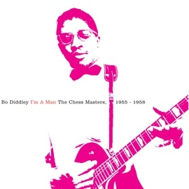 Bo Diddley альбом I'm A Man:The Chess Masters, 1955-1958