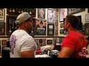 Stanimal's bucket list - Getting a tour of Jay Cutler's house-office-CHECK!