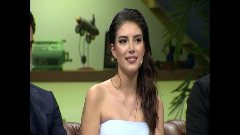 20.04.2018 Beyaz Show İzle - Caglar Ertugrul and Deniz Baysal (5)