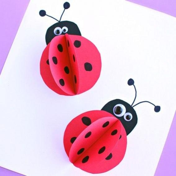 Поделки на тему лета в детский сад