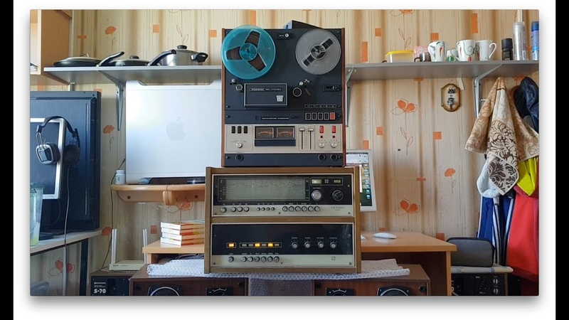 Маяк-001 Стерео Radiotehnika S-90 (RRR) 35АС-212