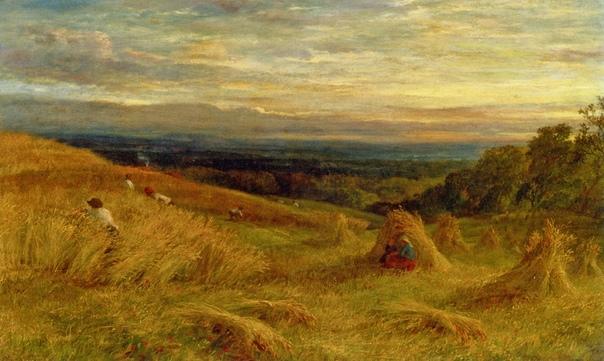 Джон Линнелл (англ. John Linnell, 16 июня 1792- 1882)  английский художник-пейзажист.
