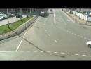 ДТП Перекрёсток улиц Дзержинского и Лузана