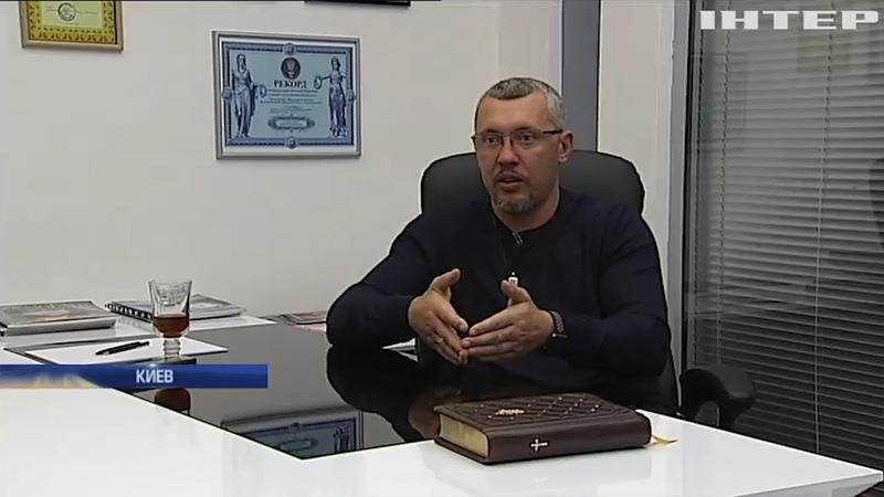 Телеканал Интер о колледже Гора Моисея 2018 / Владимир Мунтян