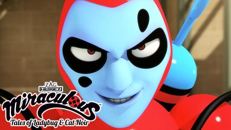 Miraculous Ladybug | 🐞 The Bubbler Akumatized 🐞| Ladybug and Cat Noir