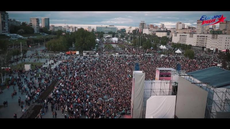 Городская Ёлка. День города Перми 2018.