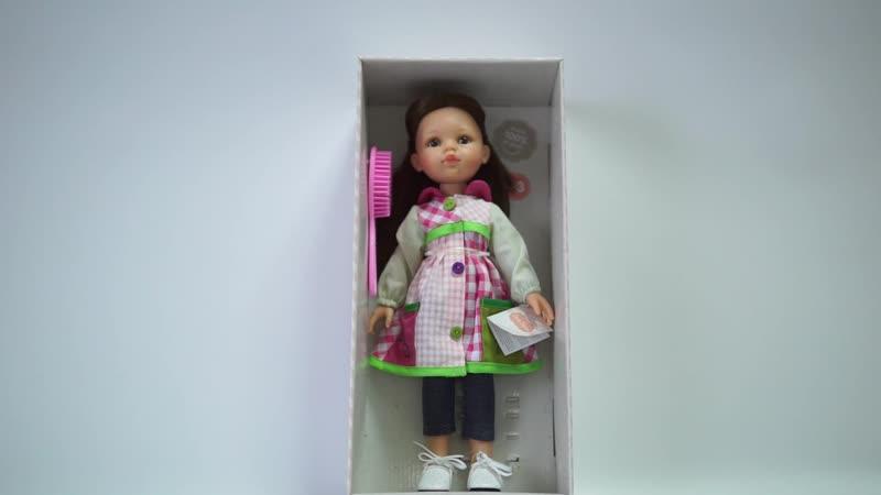 Кукла Кэрол-воспитательница на теле 2017 года