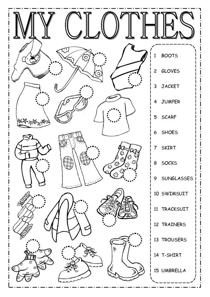 Транскрипция clothes русскими буквами