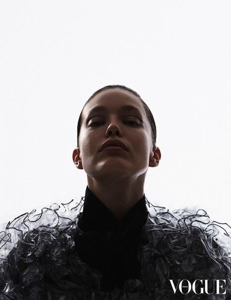 Эмили ДиДонато Vogue Arabia, Январь 2019