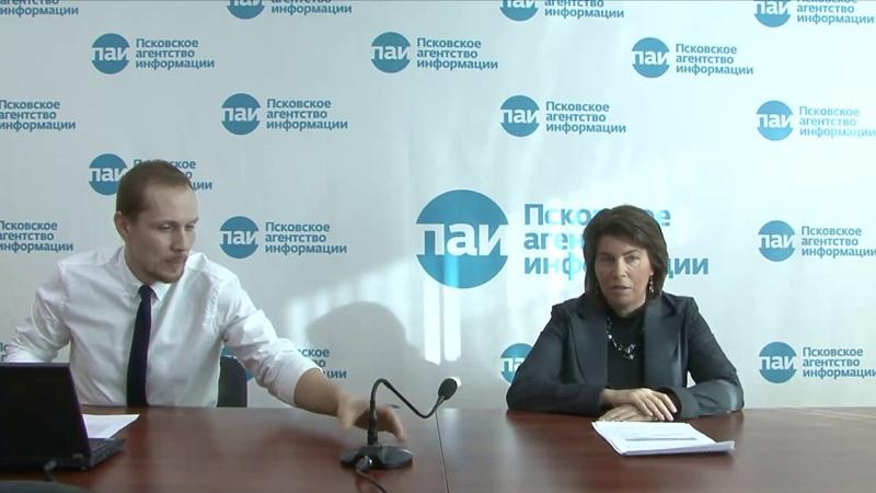 ПАИ-live с Мариной Гаращенко