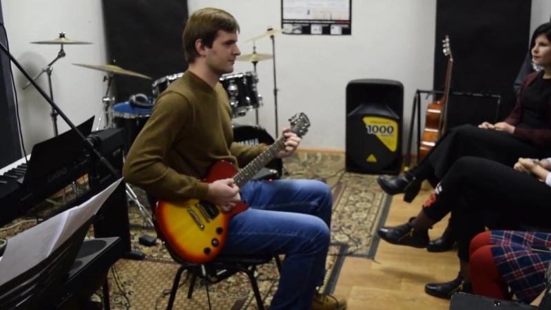 Уроки игры на гитаре, электрогитаре в Белгороде. Курсы обучения для взрослых. Узнавай подробности и записывайся по т.89092012550