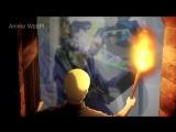 anime.webm Attack on Titan, JoJo