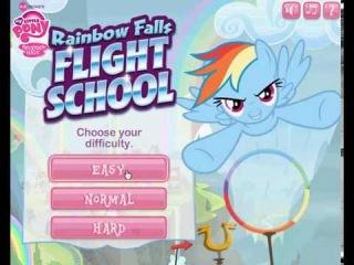 Игра Дружба Это Чудо Школа Полета
