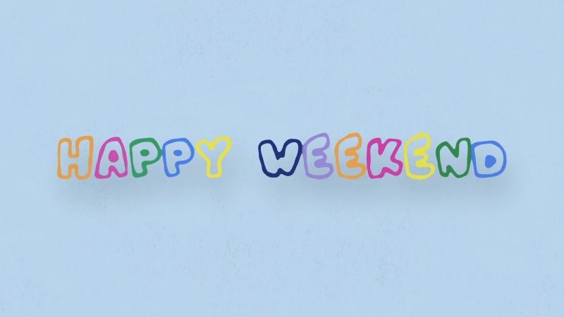 Куди завітати на вихідних Happy weekend 23 25 березня