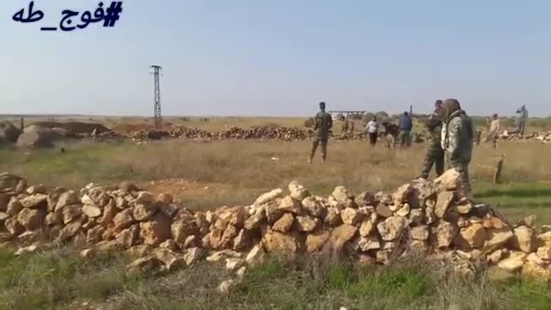 من ارشيف تدريبات القوات الاسطورية في الجيش العربي السوري قوات النمر فوج طه