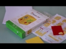 Набор для творчества подставка для карандашей из фетра Клубничка
