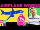 Airplane Vocabulary