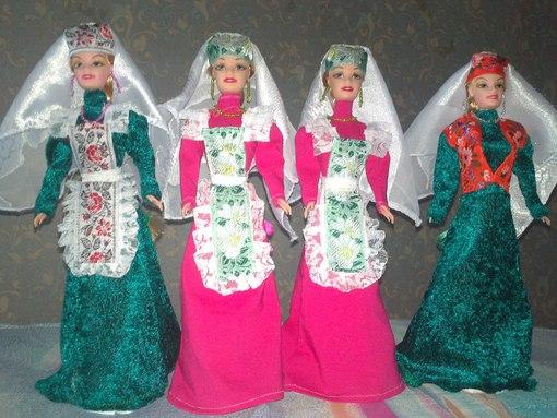 Платье татарское как сшить 37