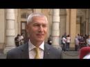 Интервью с президентом FISU Олегом Матыциным