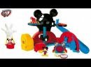 Disney Junior Mickey Mouse Clubhouse: Mickey's Clubhouse Playset Toy Review, Fisher Price