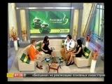 Наше утро на ОНТ - Павел Клышевский и Надежда Дамковская