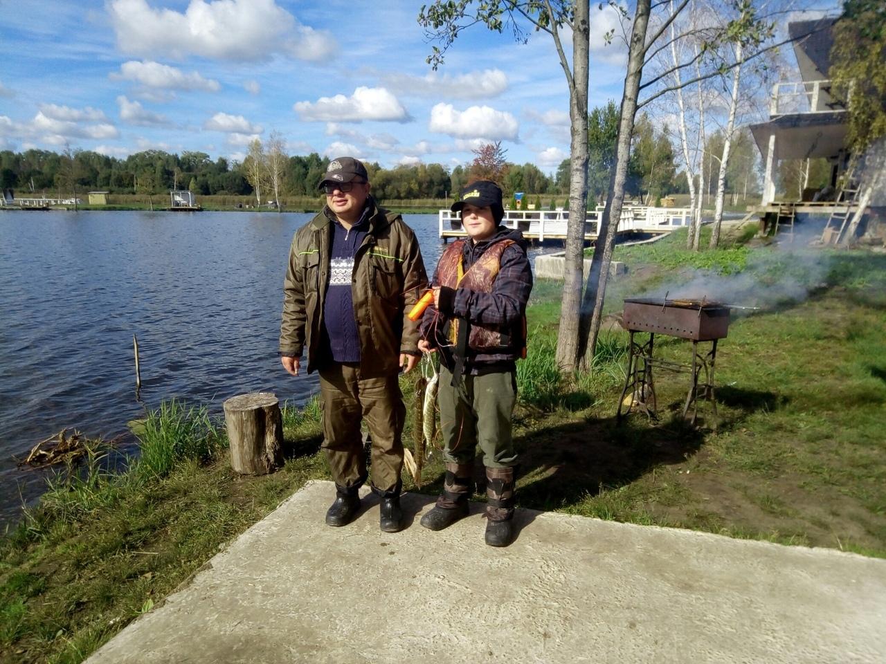 Рыболовные соревнования БелНИПИнефть Озеро Чернецкое 28072018