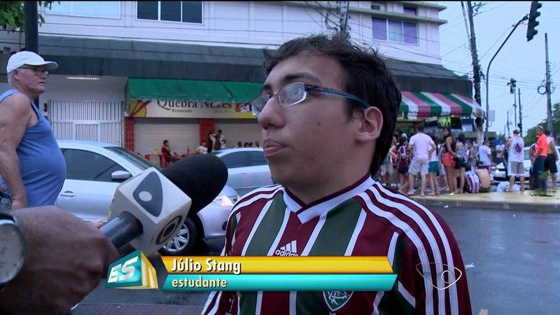 A Queda! 08-12-2013. Vasco Bi.(rebaixado) e Fluminense Tetra.(rebaixado)