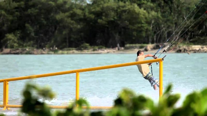 Water Break (kiteboarding)