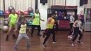 Bocah practice zumba bersama mama muda | Gue Sih nyantai aja Remix