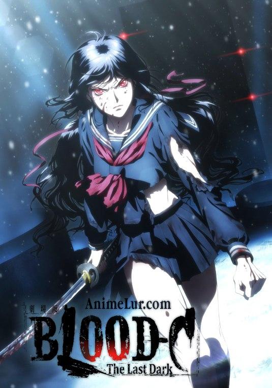 Кровь с последний темный gekijouban blood c