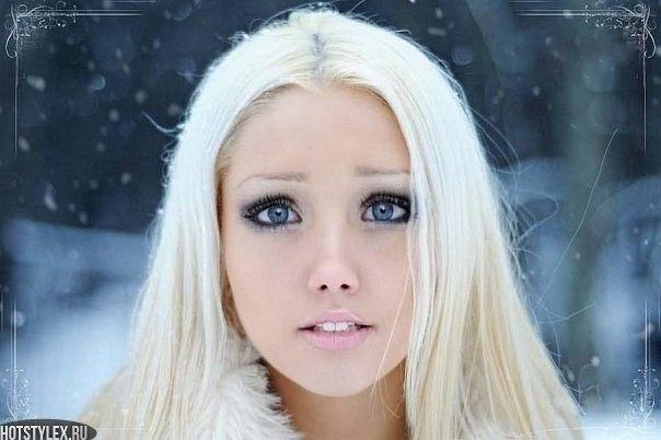 самые красивые девушки в полный рост фото на улице