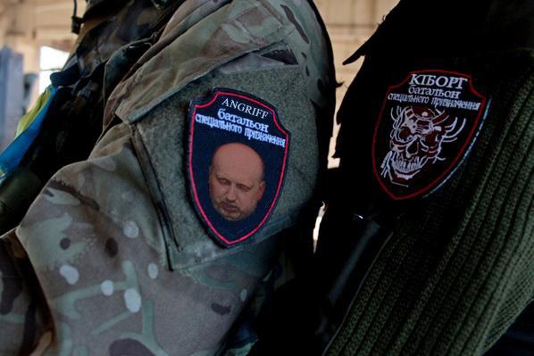 """Турчинов вручил дипломы офицерам-выпускникам, которые будут служить в рядах Нацгвардии: """"Убежден, что они пройдут достойно свой путь командиров"""" - Цензор.НЕТ 1600"""