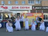 Русская народная песня. Во поле орешина. Обработка Александра Осипова