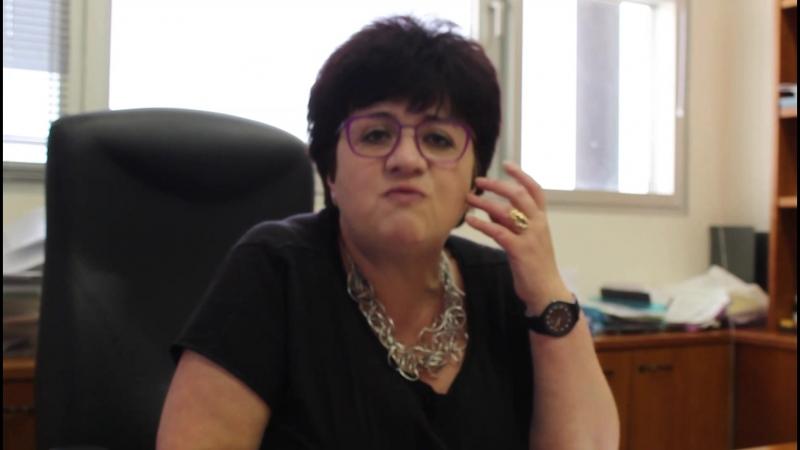 Профессор Полина, главный трансплантолог клиника Хадасса, Израиль.